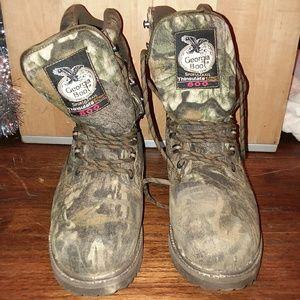 Mens GEORGIA boots